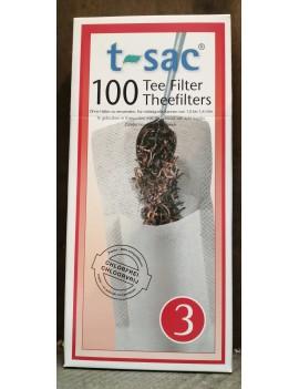 T-sac filtres numéro 3